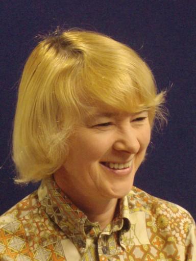 Penny Hebgin-Barnes in conversation.