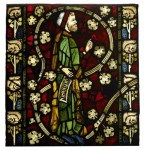 Tree of Jesse panel from Selby Abbey. © Liverpool Museum