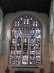 Fig. 2. St Margaret's Westminster, west window. © R. Marks.