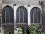Fig. 3. Lambeth Palace Chapel, south side. © R. Marks.