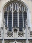 Fig. 5. St Margaret's Westminster west window. © R. Marks.
