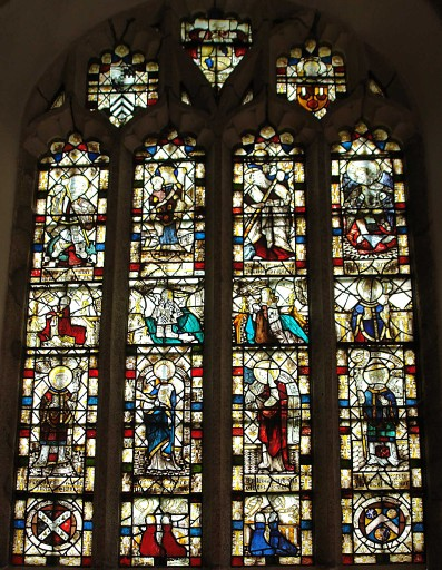 1 S II St Winnow Church