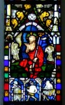 Fig. 4. Christ's Resurrection, c. 1330, window eI, St Michael-le-Belfry's Church, York. © Jasmine Allen