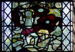 Fig. 7. Christ's Resurrection, c.1370, window wI, All Saints's Church, Pavement, York. © Jasmine Allen.