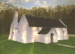 Fig. 2. St Teilo's church. © St Fagans: National History Museum.