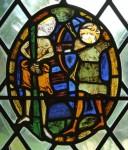 Fig.1. The Martyrdom of St Edmund, Saxlingham Nethergate church (Norfolk). © Mike Dixon