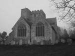 Fig. 1. Eastern end of All Saints church. © YF Pictures