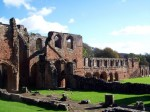 Fig. 1. Furness Abbey ruins as they appear today.