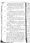 Fig. 1. An extract from an eighteenth-century transcription of the Suffolk part of William Dowsing's journal, the earliest copy to survive. This image includes the August 1644 entries for Barking, Willisham and Darmsden. Notice the use of 'SP' for 'superstitious picture'. © T.Cooper.