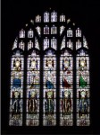 Fig. 2. The large perpendicular East window at All Saints' church, Bolton. Percy
