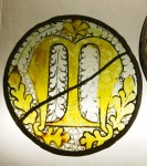 Fig. 13. Holy Monogram roundel.