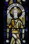 Fig. 7. Seraph, St Michael's Hall.