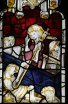Fig. 8. The Resurrection, St Michael's Hall.