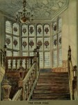 Fig. 2. The staircase display at Ronaele Manor.
