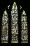 Fig. 2. The Miles ap Harri window, St Eata church, Atcham.