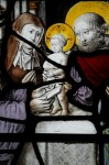 Fig. 6. The Circumcision of Christ, Chapel of St Michael & St Mary, Llanarth