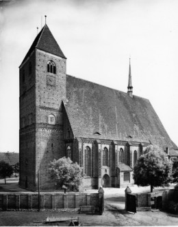 Fig. 1. St John's church, Werben.