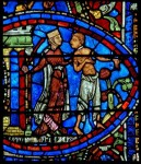 Fig. 2. The same scene at Chartres cathedral. © Painton Cowen.