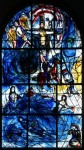 Fig. 1. Marc Chagall east window at Tudeley