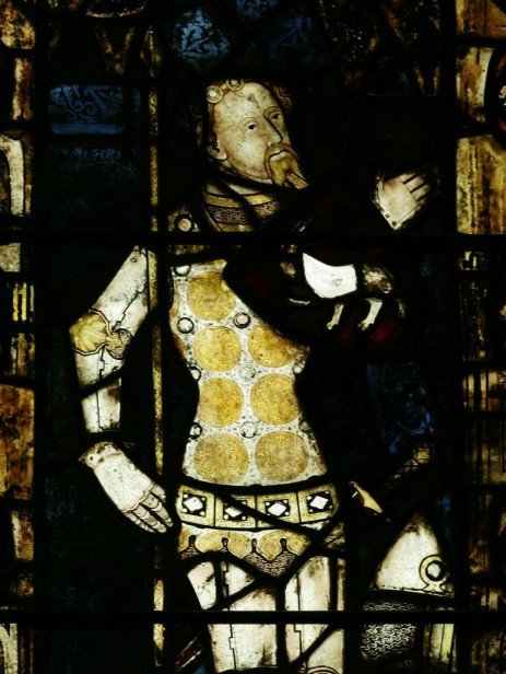 Sir William de Bardwell, Bardwell church