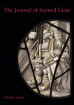 The Journal of Stained Glass (cover).