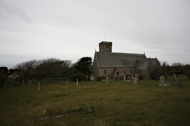 Church of St John the Baptist, Pendeen, Cornwall.