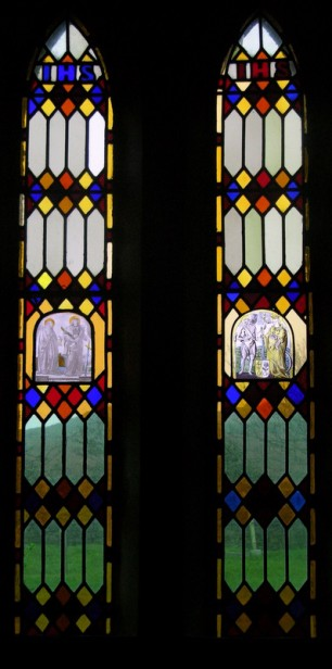 Panels in window setting, s3.