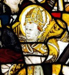 The Head of St Blaise after restoration. © Barley Studios.