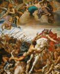 Battle of Tolbaic by Paul-Joseph Blanc.