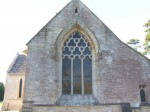 Fig. 4. St Mary's, Meysey Hampton: the east window.