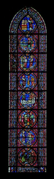 The Miracles of St Andrew, Troyes cathedral. © Painton Cowen.