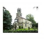 Fig. 4. The church of St Helen, Denton.