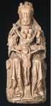 Alabaster Trinity, late 15th century. Victoria & Albert Museum, London (Kamerick 2002).