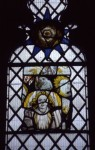 Medieval glass from Belbroughton.