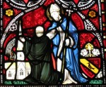 Augustus Welby Pugin. Pugin chantry chapel, south window. © Catriona Baker