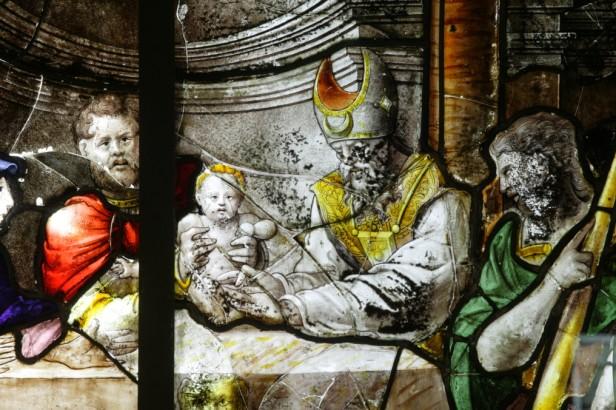 Circumcision of Christ, priest.