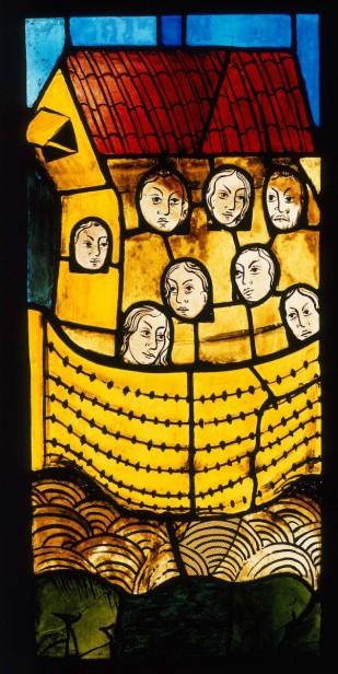 Noah's ark afloat, (nII).