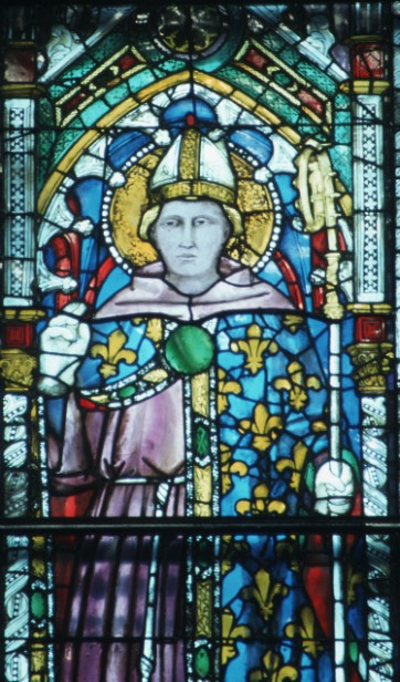 St Louis of Toulouse, from nI. © Centre André Chastel (UMR 8150).