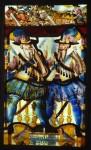 Bartlome Herren and his son Samuel Herren.