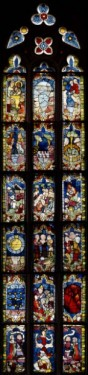 The fifteen signs of Doom, church of St Martha, Nuremburg, Choir, nIII © Rudiger Tonojan.