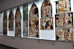 Panels from Altenburg Abbey. Photograph by Kerstin Ziehe.