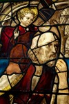 Detail of St Christopher, formerly Mariawald Abbey. © Julia Cameron.