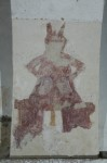 Fig. 3. Wall painting, parish church of St Botolph, Slapton, Northamptonshire. © YM Pictures.