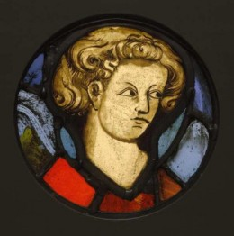 Fig. 2. Head of a young man, eastern France, c.1320–30. ©The J. Paul Getty Trust.