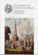 Peter Williams, The Church of St Mary the Virgin, Shrewsbury, Shropshire