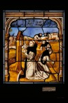 Fig. 3. St Bernard prays during a harvest. St Apern, c.1524 – 26, now in Cologne Cathedral