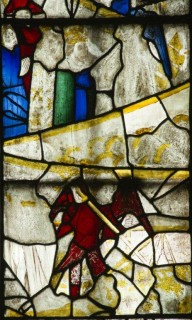 St Michael Weighing Souls, Thornhill