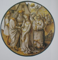 The Marriage of Isaac and Rebecca, 1490s. © Rijksmuseum, Amsterdam