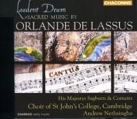 Sacred Music by Orlande de Lassus