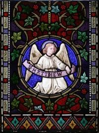 St Matthew, 1873,